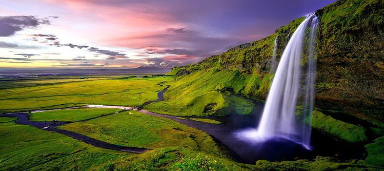 Islande Seljalandsfoss