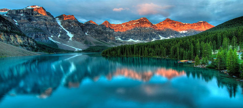 Canada paysages