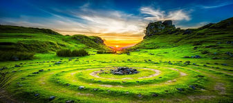 Ecosse Île de Skye