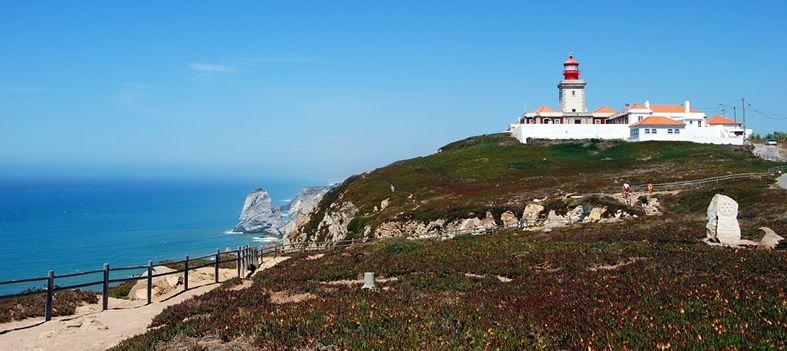 Portugal Cabo da Roca