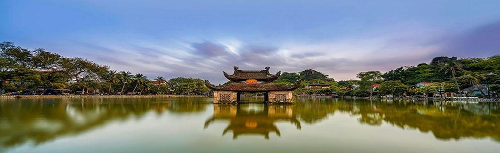 Vietnam pagode